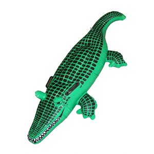 Gonfable Crocodile