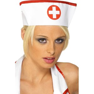 Krankenschwester Haube