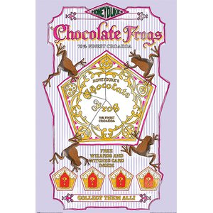 Harry Potter: Chocolate Frogs