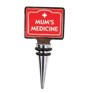 Mum's Medicine - Bottle Stopper