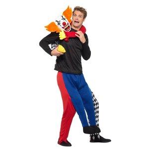 Huckepack - Piggyback: Unheimlicher Clown