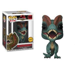 POP! - Jurassic Park: Dilophosaurus - !!CHASE EDITION!!