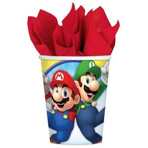 Super Mario (8er Set)