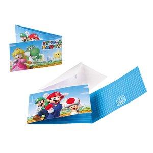 Super Mario (8 Pièces)