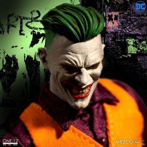 DC Comics: 1/12 The Joker Clown