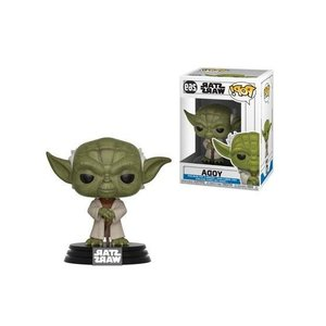 POP! - Star Wars - Clone Wars: Yoda