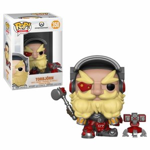 POP! - Overwatch: Torbjörn