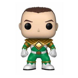 POP! - Power Rangers: Green Ranger (No Helmet)
