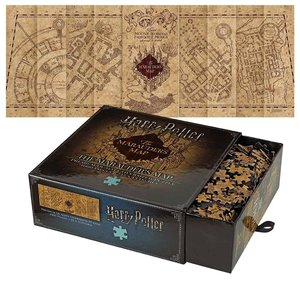 Harry Potter: The Marauder's Map (1000 Teile)