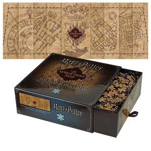 Harry Potter: The Marauder's Map (1000 pièces)