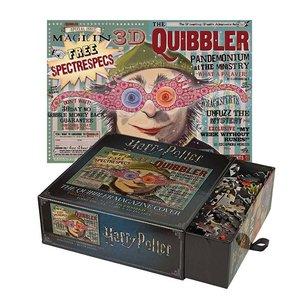 Harry Potter: The Quibbler Magazine Cover (1000 pezzi)