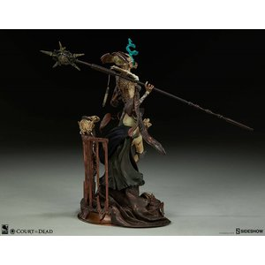 Court of the Dead: Xiall - Osteomancers Vision
