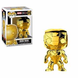 POP! Marvel - Marvel Studios 10: Iron Man (Chrome)