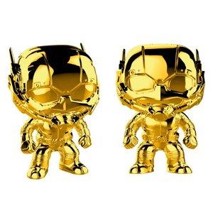 POP! Marvel - Marvel Studios 10: Ant-Man (Chrome)