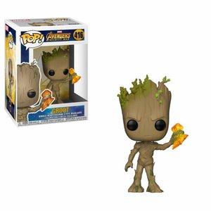 POP! - Avengers Infinity War: Groot Stormbreaker