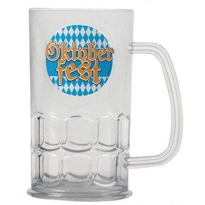 Oktoberfest: Boccale di birra bavarese