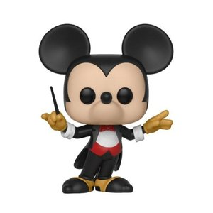 POP! - Micky Mouse: 90th Anniversary Conductor Mickey