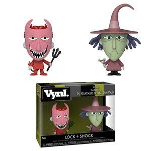 VYNL - Nightmare Before Christmas: Lock & Shock