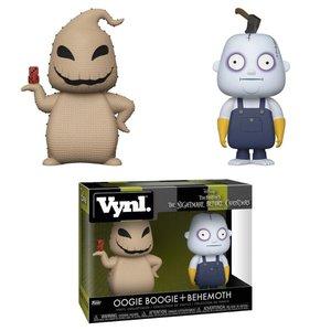 VYNL - Nightmare Before Christmas: Oogie & Behemoth
