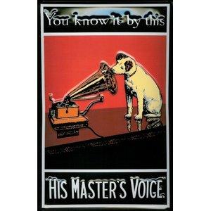 Hmv - His Master's Voice