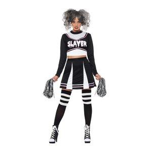 Gothic Cheerleader