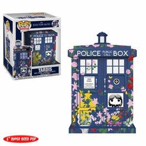 POP! - Doctor Who: Clara's Memorial Tardis