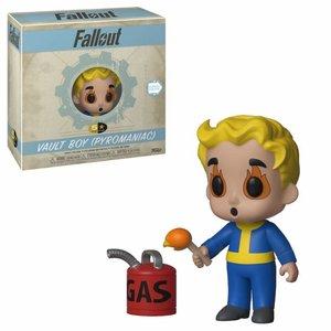 5 Star - Fallout: Vault Boy (Pyromaniac)