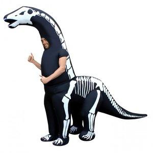 Inflatable: Scheletro dinosauro - gonfiabile