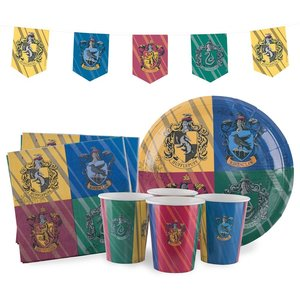 Harry Potter: Hogwarts - Geburtstags-Set