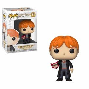 POP! Harry Potter: Ron mit Heuler - Howler