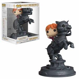 POP! Harry Potter: Ron Riding Chess Piece