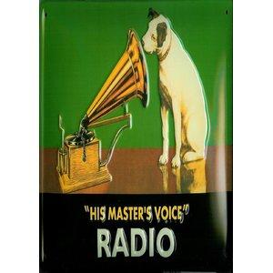 HMV - His Master's Voice - Radio