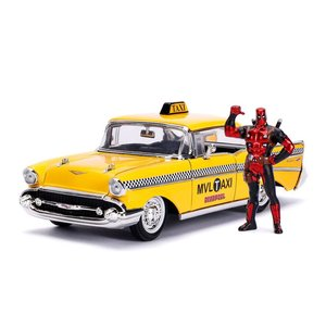 Deadpool: Taxi 1:24