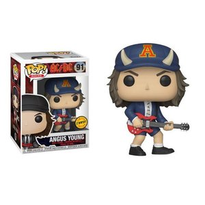 POP! - AC/DC: Angus Young !!CHASE EDITION!!