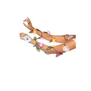 Blumen Armband 2er Set