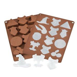 Harry Potter: Cioccolato / Ice Cube Mold loghi