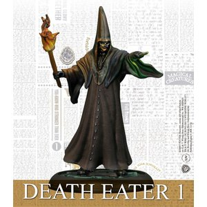 Harry Potter: Tabletop Miniatures Wizarding Wars Barty Crouch Jr. & Todesse (EN)