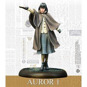 Harry Potter: Tabletop Miniaturen Wizarding Wars Barty Crouch Jr. & Auroren (EN)
