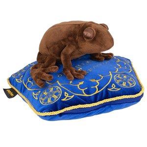 Harry Potter: Grenouille en chocolat sur oreiller