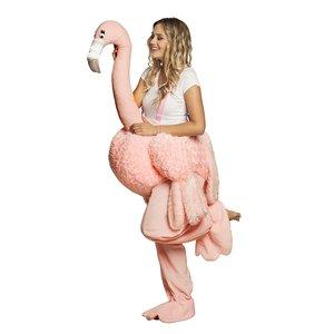 Huckepack - Piggyback: Flamingo