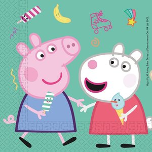 Peppa Pig (20 pièces)
