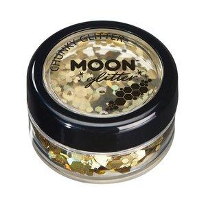 Moon Glitter Chunky - Gold