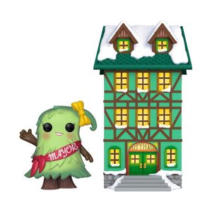 POP! - Christmas Village: Town Hall with Mayor Patty Noble