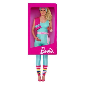 Barbie: scatola finestra 3D