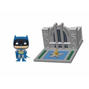 POP! - Batman 80th: Batman & Hall of Justice