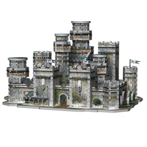 Game of Thrones: Winterfell 3D (910 pezzi)