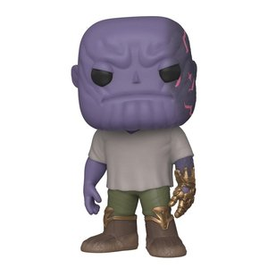 POP! Avengers: Casual Thanos with Gauntlet