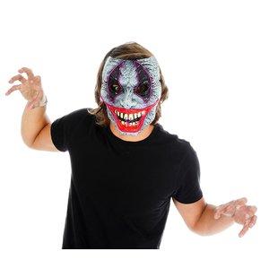Lachender LED-Clown