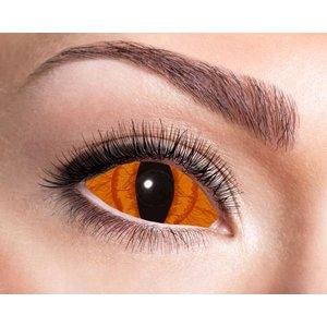 Sclera - Orangenes Auge - Halloween FX