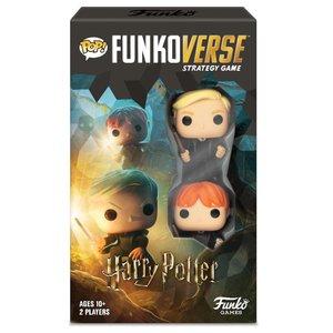 Harry Potter: Funkoverse (2 pièces) - englais
